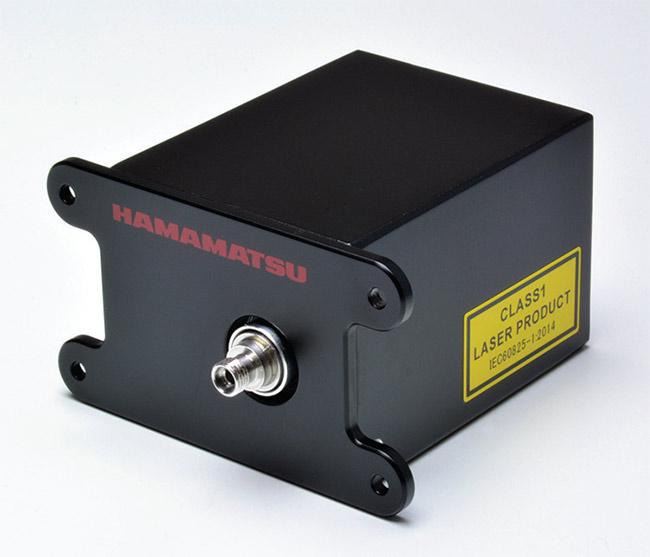 Hamamatsu Corporation - Compact MEMS-based FTIR Engine