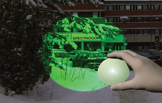 Spectrogon US Inc. - IR Filters for Thermal Imaging