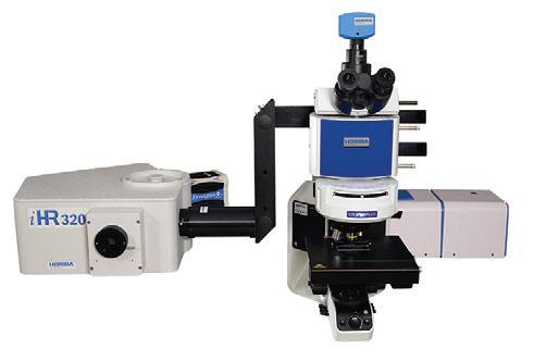 Std. Microscope Spectroscopy System
