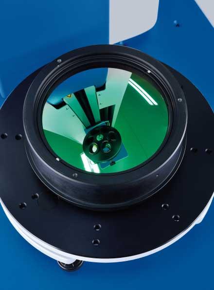 TRIOPTICS GmbH - Testing IR Optics