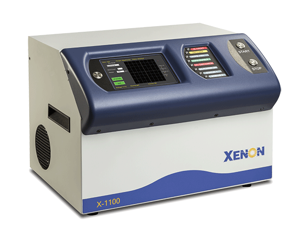 XENON Corp. - Think BIG; Go Small with XENON's X-1100 Benchtop Research System