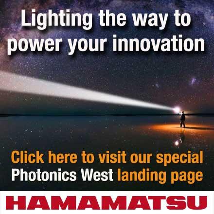 Hamamatsu Corporation - New Products & Product Giveaways