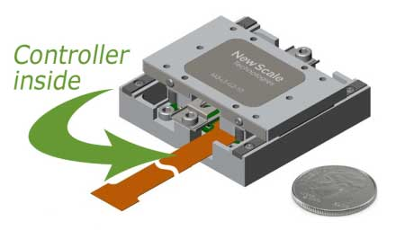 New Scale Technologies Inc. - Smart Stage for Embedded Motion