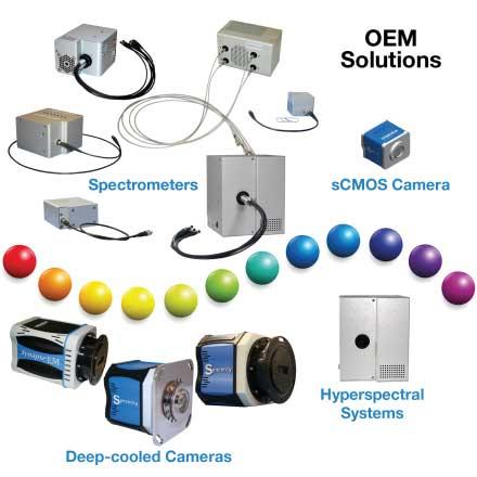 HORIBA Scientific - CMOS Cameras-MiniSpectrometers-HSI