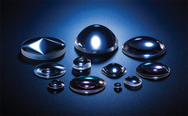 Custom Aspherical Lenses