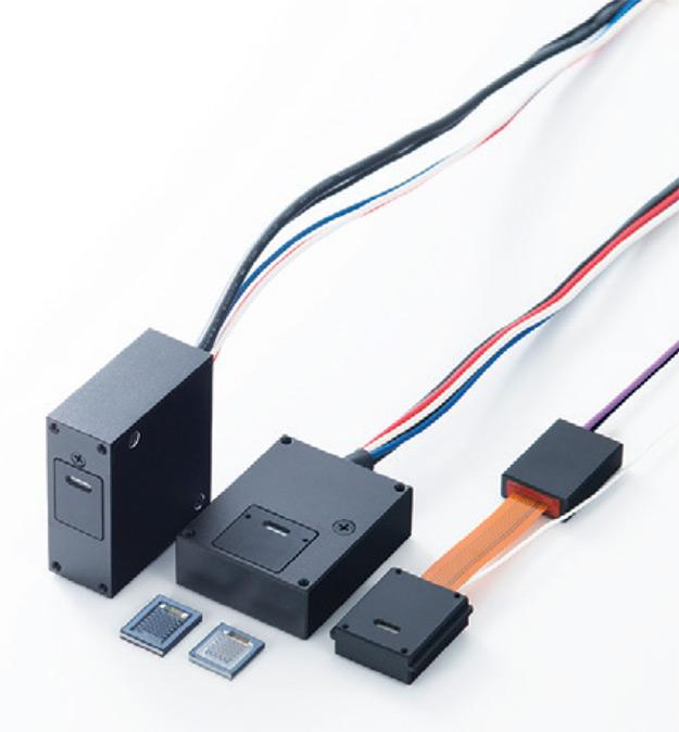 Ultra-Compact Micro PMTs