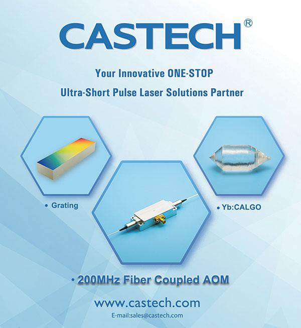 Your Innovative ONE-STOP Ultra-Short Pulse Laser Solution Partner