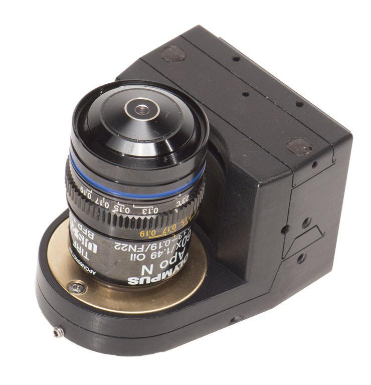Nano-F: Lens Nanopositioning