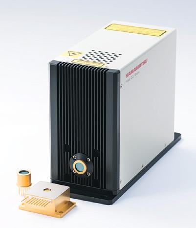 Hamamatsu Corporation - Quantum Cascade Laser (QCL)