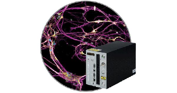 Lumencor's NEWest laser Light Engine