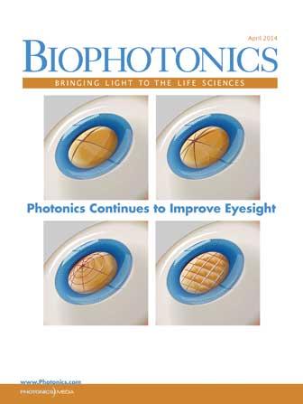 BioPhotonics: April 2014
