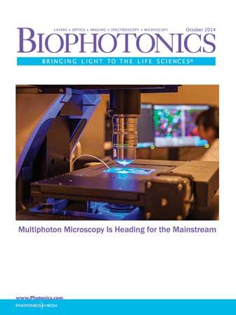 BioPhotonics: October 2014