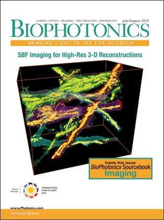 BioPhotonics: August 2015
