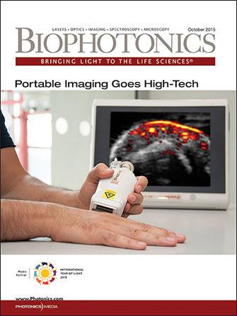 BioPhotonics: October 2015