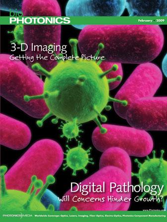 BioPhotonics: February 2009