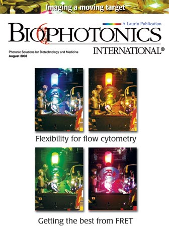 BioPhotonics: August 2008