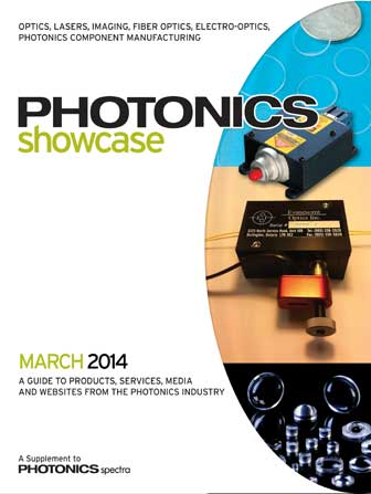 Photonics Showcase: March 2014