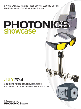 Photonics Showcase: July 2014