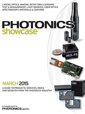 Photonics Showcase: March 2015