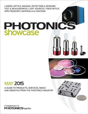 Photonics Showcase: May 2015