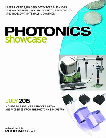 Photonics Showcase: July 2015