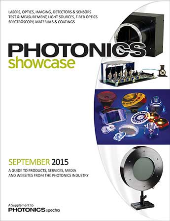 Photonics Showcase: September 2015