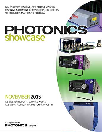 Photonics Showcase: November 2015