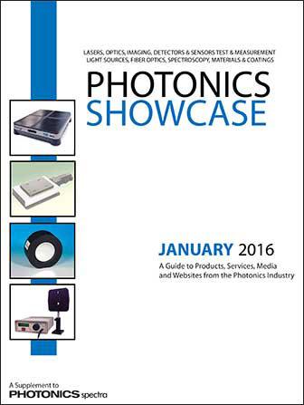 Photonics Showcase: January 2016