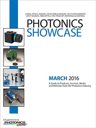 Photonics Showcase: March 2016