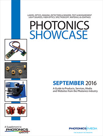 Photonics Showcase: September 2016