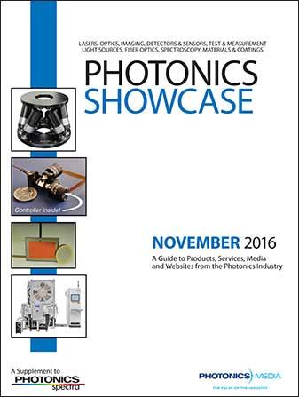 Photonics Showcase: November 2016