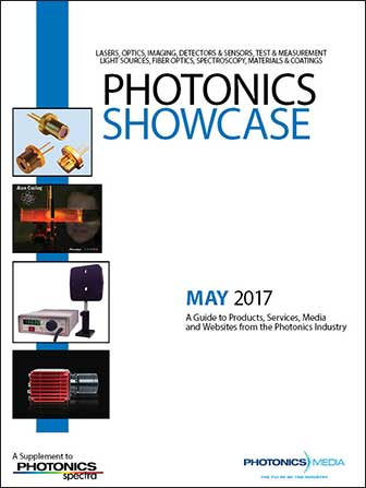Photonics Showcase: May 2017