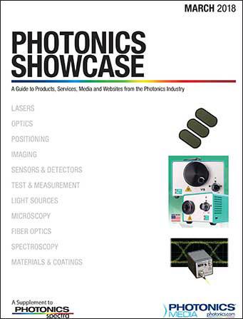 Photonics Showcase: March 2018