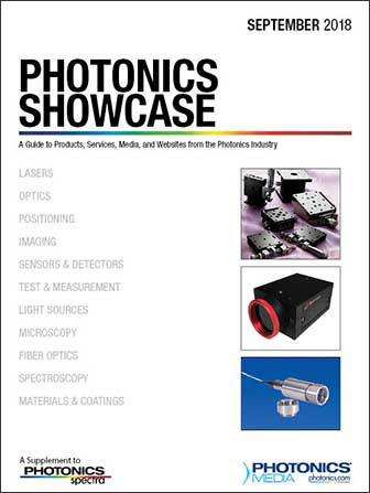 Photonics Showcase: September 2018