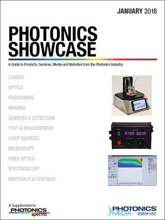 Photonics Showcase: January 2018
