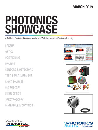 Photonics Showcase: March 2019