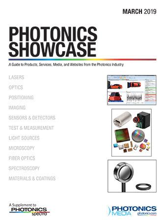 Photonics Showcase: March 2019