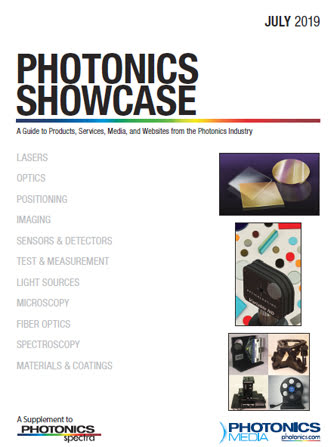 Photonics Showcase: July 2019