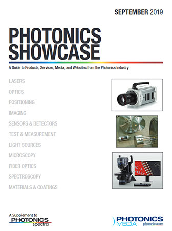 Photonics Showcase: September 2019