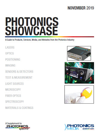 Photonics Showcase: November 2019