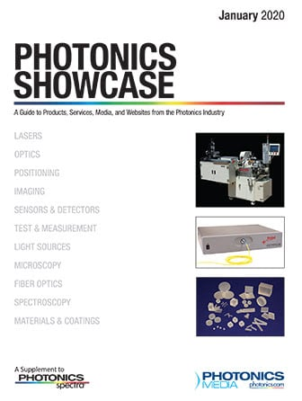 Photonics Showcase: January 2020