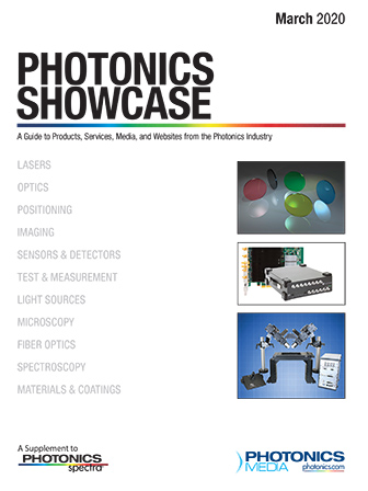 Photonics Showcase: March 2020