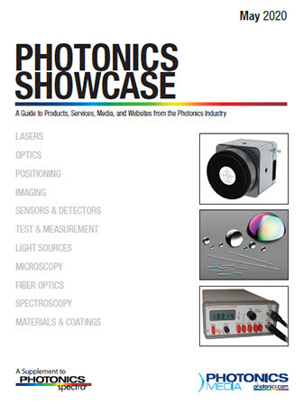 Photonics Showcase: May 2020