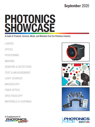 Photonics Showcase: September 2020