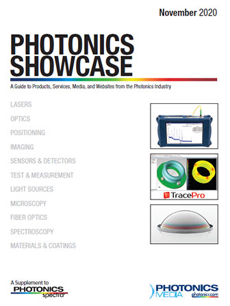 Photonics Showcase: November 2020