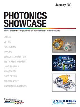 Photonics Showcase: January 2021