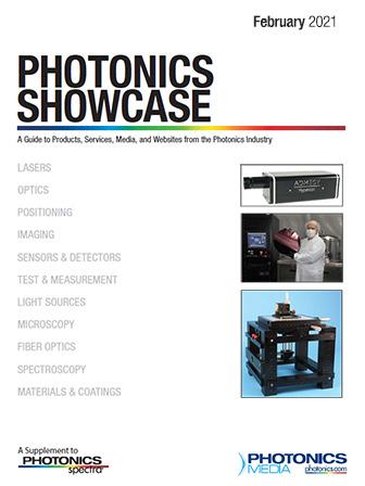 Photonics Showcase: February 2021