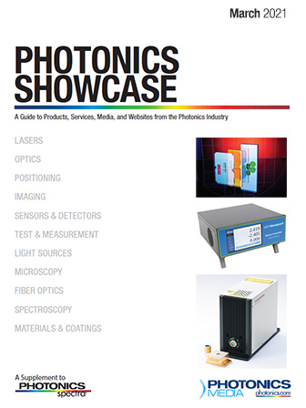 Photonics Showcase: March 2021