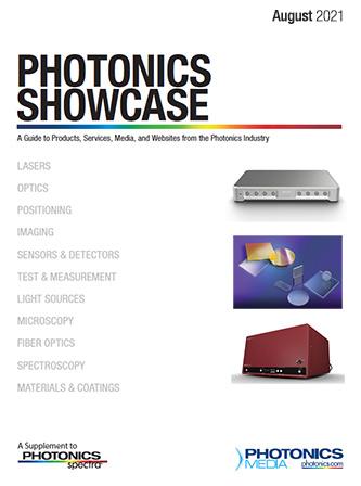 Photonics Showcase: August 2021