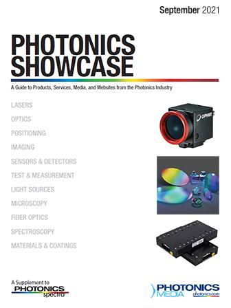 Photonics Showcase: September 2021
